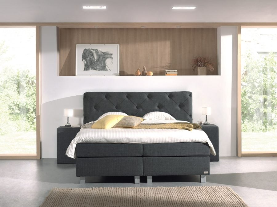 Boxspring Bergamo Pocket