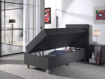 1 persoons opbergboxspring